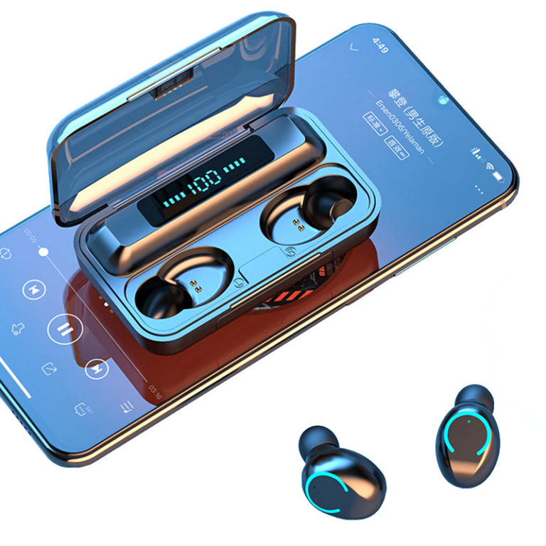 fones de ouvido funciona 5