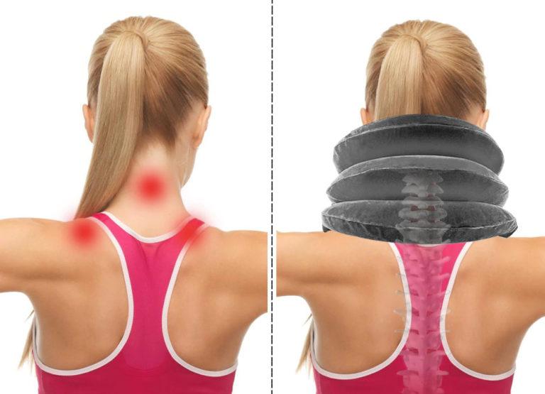 descompressor de pescoço air neck funciona mesmo 4