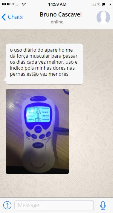 feedback massageador eletroestimulador 4